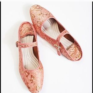 FREE PEOPLE Evie Mary Jane shoes